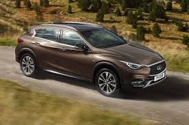 crossover cars 2017 2017 infiniti qx30 reviews and rating motor trend