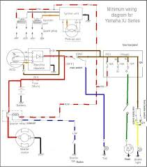 chopcult 81 yamaha xj 650 wiring help needed motorcycle