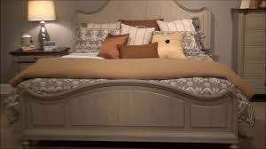 rocky point bedroom set by fairmont designs youtube