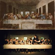 the last supper vangoyourself vango d versions of this piece