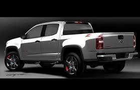 chevy colorado silver 2016 chevy colorado red line concept reveal gm authority