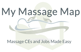 Ces Map My Massage Map Png