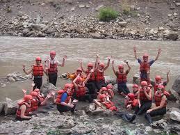 rock garden rafting shoshone rafting trip of the 2015 season