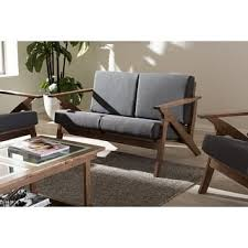 Beige Sofa And Loveseat Baxton Studio Sofas Couches U0026 Loveseats Shop The Best Deals For