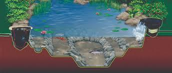 Aquascape Biofalls Pond Design Hiner Landscapes