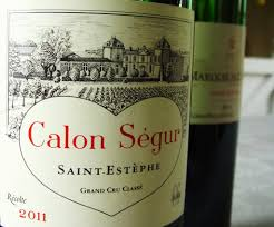 château calon ségur grand cru wine words and videotape château calon ségur wine words and