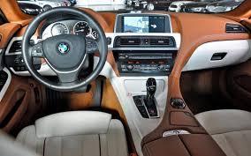 bmw 6 series interior bmw 6 series gran coupé review business line