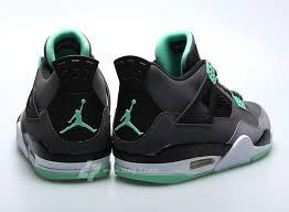 green glow 4 air iv green glow sneakernews