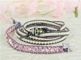 wrap bracelet tutorials images Inspirational beading how to make leather wrap bracelet tutorials jpg