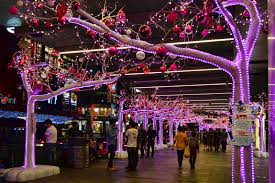 where to go see christmas lights christmas in singapore where to see holiday lights and festive