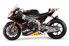 aprilia motocross bike aprilia unveils the 2013 rsv4 factory wsbk machine autoevolution