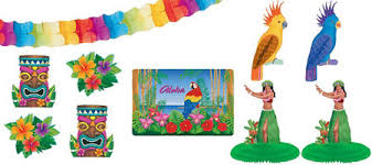 luau decorations luau decorations party city