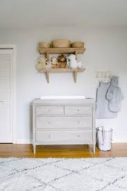 Ikea Hemnes Changing Table Nursery With Changing Table Transitional Nursery