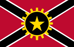 Confederate Flag And Union Flag Steampunk Confederate Flag By Cyberphoenix001 On Deviantart