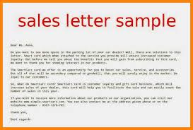 8 sle sales letter to customers day care receipts