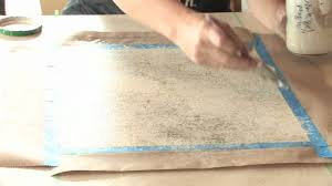Faux Granite Decorative Painting Techniques How To Faux Paint Granite Youtube
