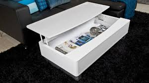 white high gloss coffee table with storage t wall decal argos