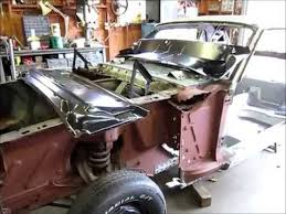 1965 mustang cowl 1965 mustang cowl and firewall part 1