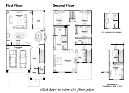 Sanctuary Floor Plans by Desert Springs Floor
