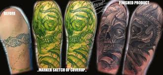 disegno ken ay tribal armband cover up ideas