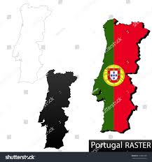 Map Of Portugal Portugal Regions Rough Guides Rough Guides by Map Of Portugal Inside Map Bosphorus Map Battle Of The Bulge Map