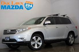 used lexus suv for sale in chicago used 2012 toyota highlander for sale in oak lawn il near chicago