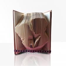 in love bookfolding pattern 391 folds book folding patterns