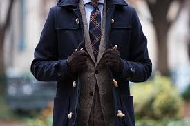 duffle coat for men men u0027s winter coat styles he spoke style