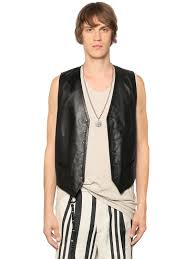 biker jacket vest the kooples leather jacket the kooples nappa leather vest w