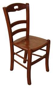 sedie per cucina in legno sedia classica da cucina arteferretto