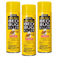 Kill Bed Bugs Harris 16 Oz Egg Kill Bed Bug Killer 3 Pack Egg16 3pk The