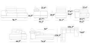 sofa cool dimensions sofa home design popular lovely under