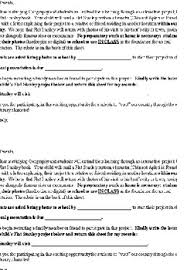 presentation flat stanley geography project parent letter rubric