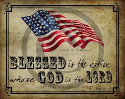 Americana Flags Primitive Patriotic Americana American Flag Psalm 33 12 Jpeg