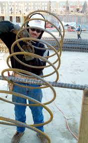 Rebar Worker Steel Fixer Wikipedia