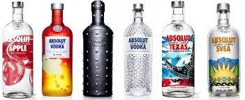absolut vodka design 40 absolut vodka bottles with stunning design aterietateriet