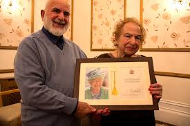 60th Anniversary Card Messages Father Spiros Receives 60th Wedding Anniversary Card From The