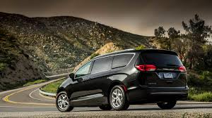 2017 minivan 2017 chrysler pacifica minivan review and test drive with price