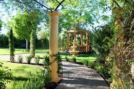 outdoor wedding venues az garden tuscana reception venue mesa az weddingwire