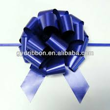 Outdoor Christmas Decorations Wholesale Canada by Royal Purple Metallic Christmas Ribbon Pull Bow For Decoration