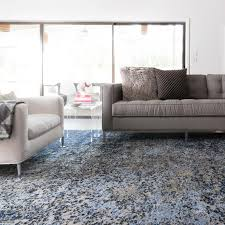 Viera Area Rug Viera Rug Grey Navy A Distinctive Area Rug For Home Or Office