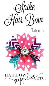 different types of hair bows best 25 make hair bows ideas on diy hair bows easy