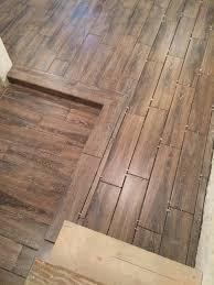 beautiful and durable basement flooring ceramic wood tiles