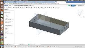 Librecad Floor Plan Martins Fab Academy Webpage
