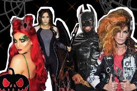 best celebrity halloween costumes of 2016 u2013 from perrie edwards to