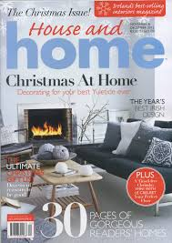 House And Home Magazine by Irish Magazine Awards 2012 Pcp News Round