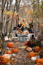 Outdoor Halloween Decor by Outside Decoration Theme Of Outside Wedding Decorations The