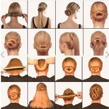 hair bun magic hair bun maker free shipping the shoppers bliss