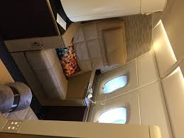 Etihad First Apartment Review Etihad First Class A380 Abu Dhabi To London