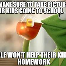 Homework Meme - parents helping with homework meme 4mat ulb ac be